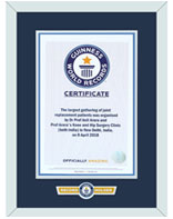GWR Certificate 2018
